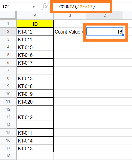 Count-Cells-If-Not-Blank-in-Google-Sheets-Countif