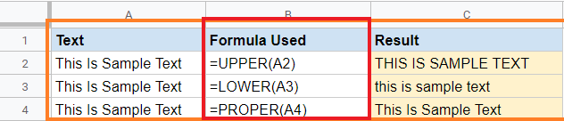 Using-formulas-to-change-case-in-Google-Sheets
