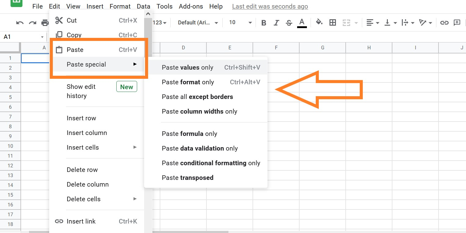 How to Convert PDF to Google Sheets