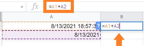 google-sheets-timestamp