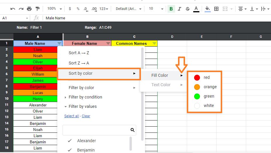 sort-by-color-google-sheets2