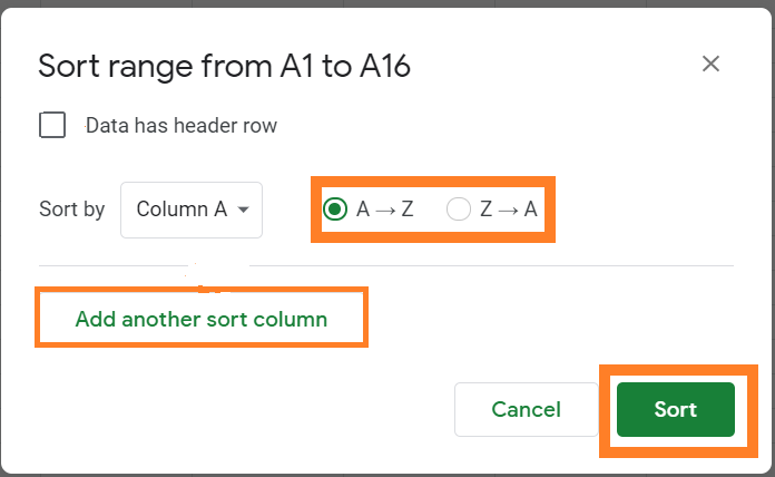 sort-data-google-sheets