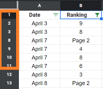 unhide-rows-in-google-sheets
