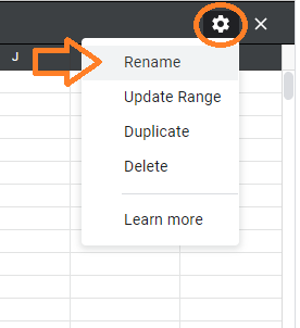 filter views in google sheets