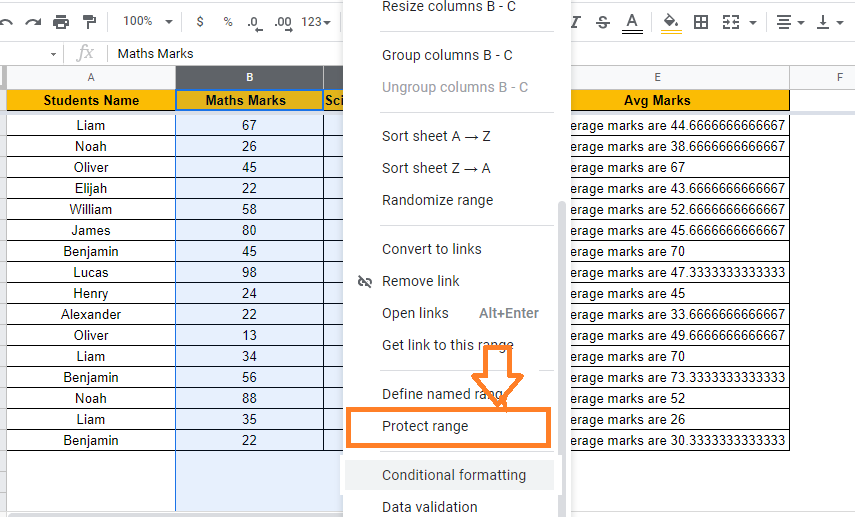 google-sheets-hide-columns-from-certain-users