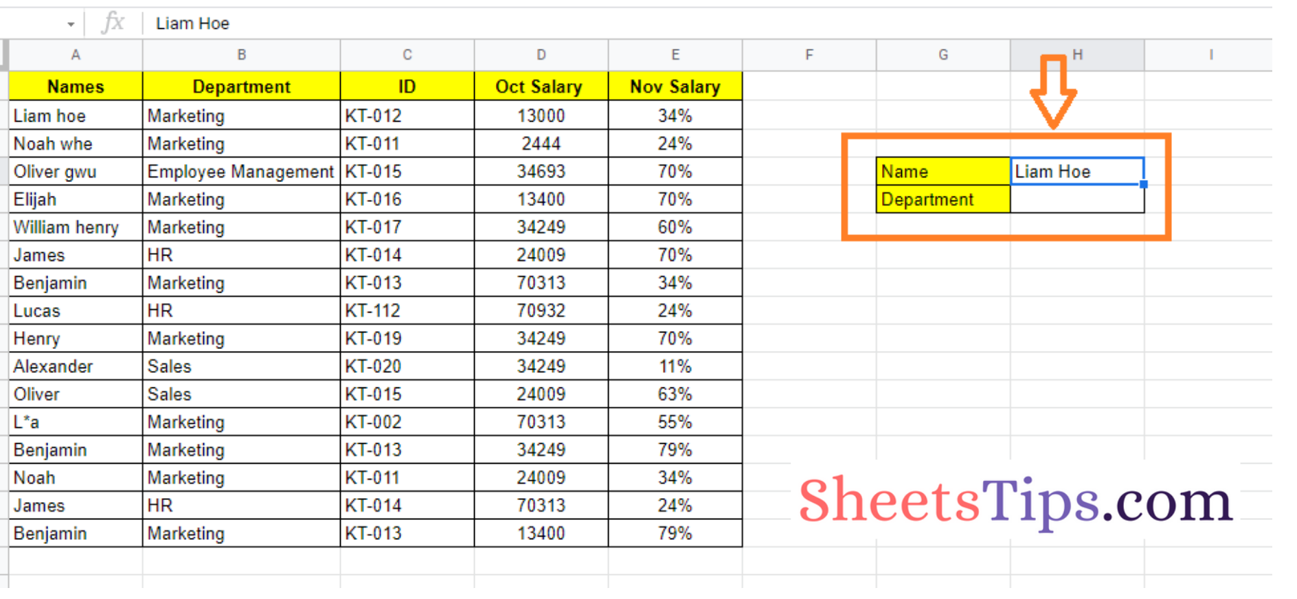 how-to-use-index-match-google-sheets