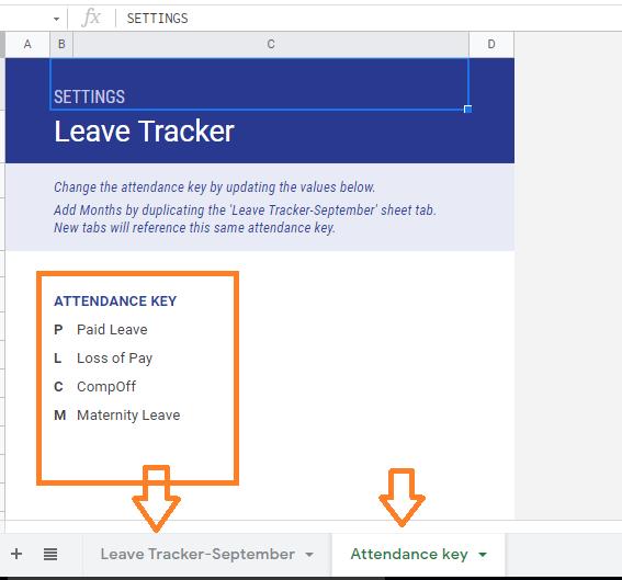 leave-tracker-google-sheets
