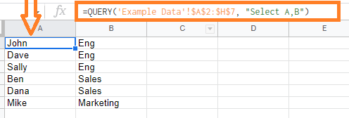 query function in google sheets6