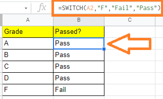 switch-function-google-sheets