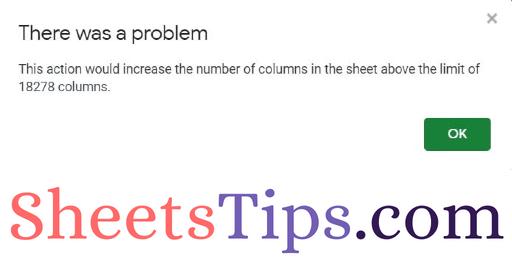 google-sheets-limitations