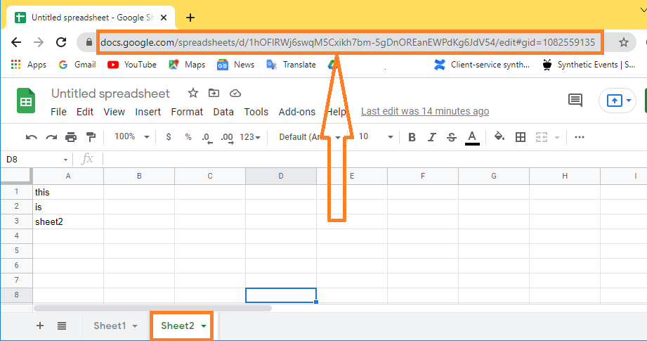 open sheet google sheets
